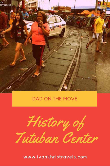 History of Tutuban Center Mall