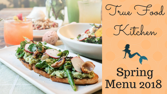 True Food Kitchen Spring Menu 2018 Preview Easter Brunch