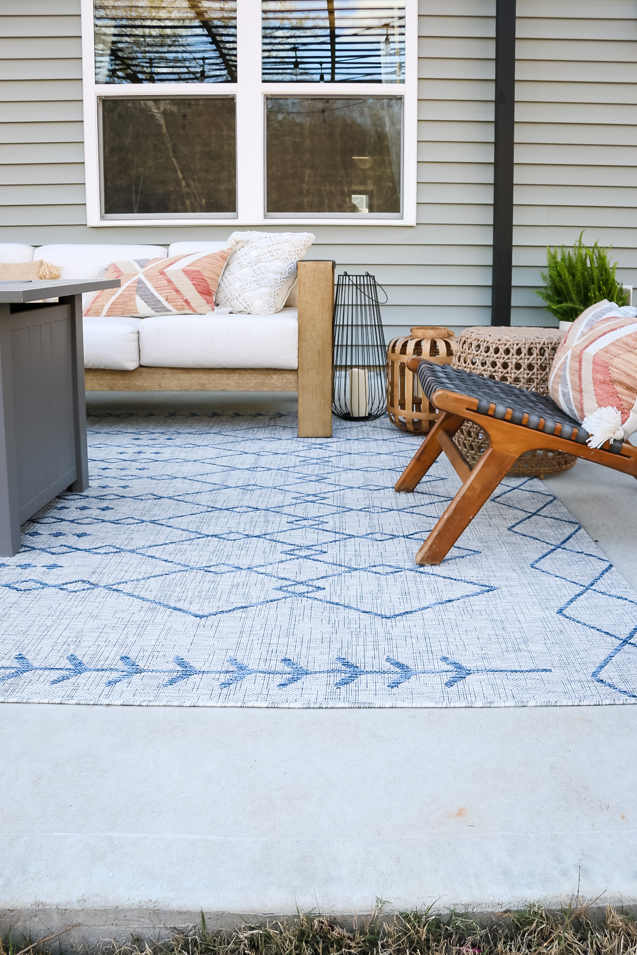 A Spring Refresh for the Patio