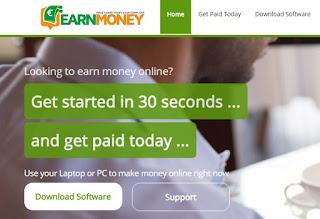Earn Money Network ganar dinero minando criptomonedas