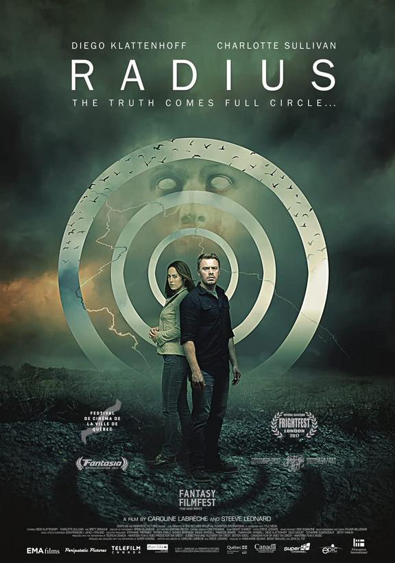 Radius, Horror, Mystery, Thriller, Sci Fi, Movie Review by Rawlins, Rawlins GLAM, Rawlins Lifestyle