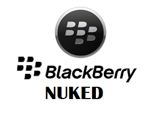 BLACKBERRY NUKED SEMUA TYPE BB