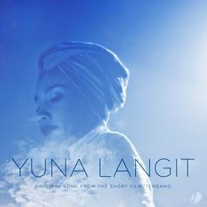 Yuna Langit Soundtrack Terbang Lirik Lagu