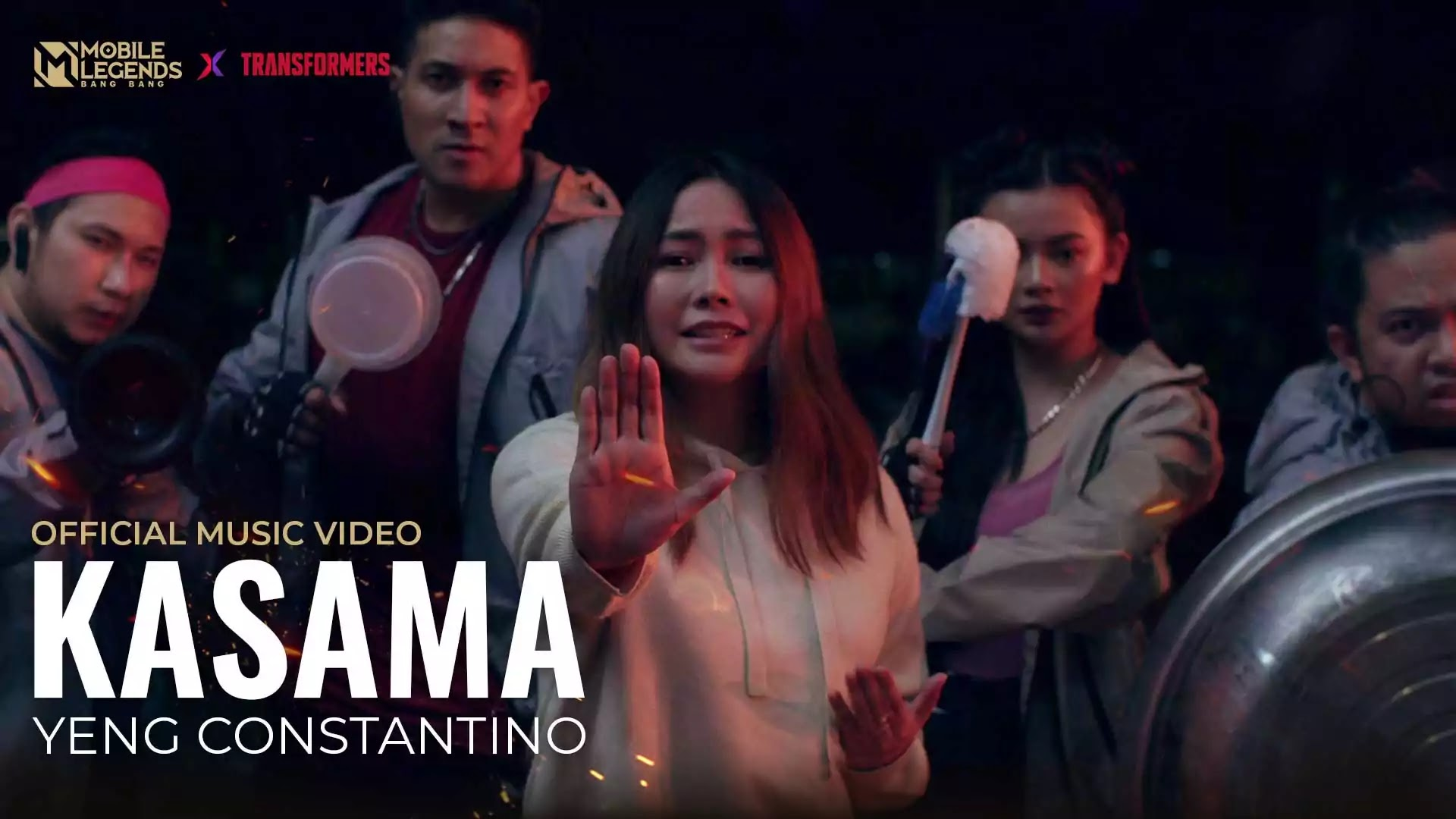 Yeng Constantino - Kasama (Official Music Video)