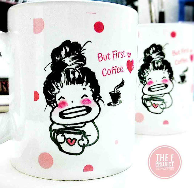 Ewasticker coffee mug