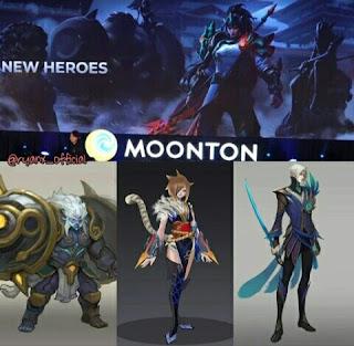 Ini Dia Hero Oriental Fighter Mobile Legends