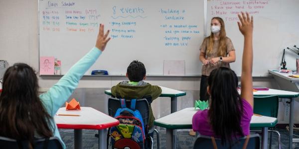 SDSU Literacy Center Instructor Allyson Peffers