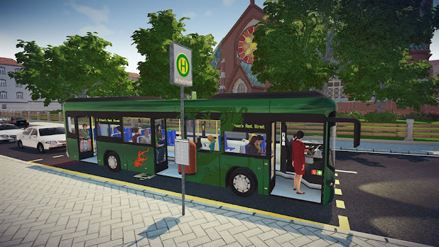 Bus Simulator 16 Download Photo