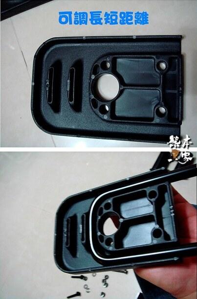 GIANT IGUANA捷安特登山車&前置式兒童座椅開箱