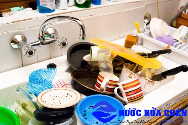 """Những sai lầm dùng nước rửa bát """"độc khủng khiếp"""" mà người Việt cần bỏ ngay trước khi khiến cả nhà mang bệnh"""