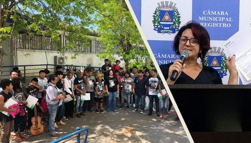 Coronavírus: Ver. Sandra manifesta preocupação e solicita que indígenas guaranis sejam atendidos com alimentos e produtos de limpeza