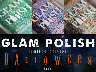 Glam Polish Halloween Awesomeness
