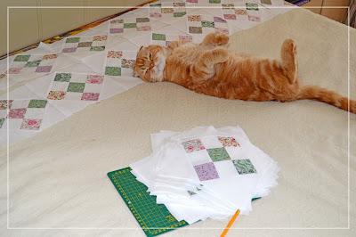 шьем одеяло квилт