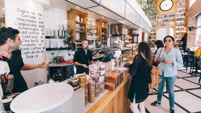 Nongkrong di Cafe, Gaya Hidup atau Tuntutan ?