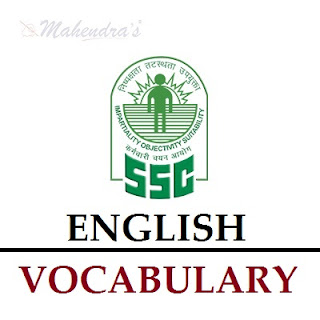 1000 Important Vocabulary PDF For SSC CHSL | CGL Special Part - 1