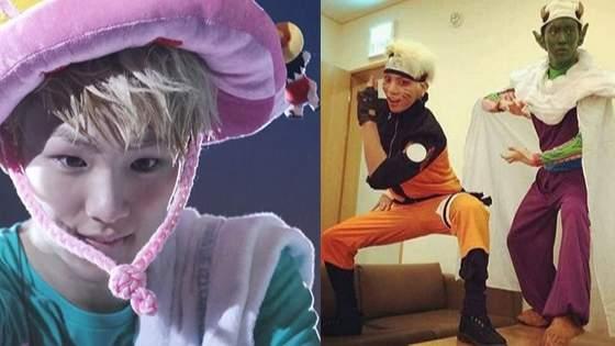 Member Shinee idblogschool