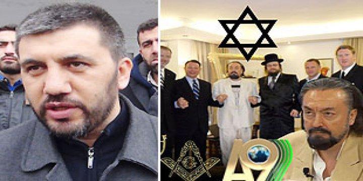 Galeri Adnan Oktar (Harun Yahya) Ada Dipihak Yahudi, Ia Seorang Mason (Freemason). Simak Galerinya!