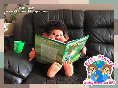 kiki monchhichi book sekiguchi back to school rentrée classe