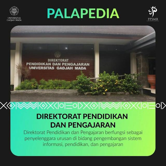DIREKTORAT PENDIDIKAN DAN PENGAJARAN (DPP) UGM