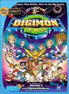 Digimon La Pelicula (2000) HD [1080p] Latino [Mega] dizonHD