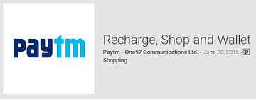 paytm for free recharge and coupons