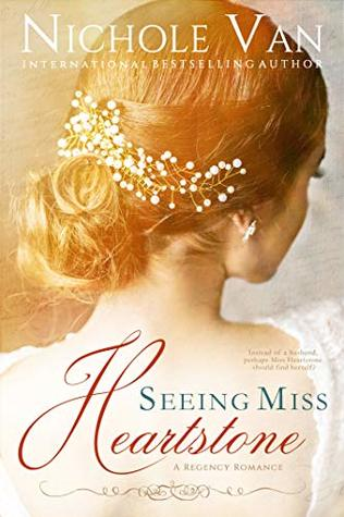 Heidi Reads... Seeing Miss Heartstone by Nichole Van
