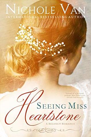 Heidi Reads... Seeing Miss Heartstone by Nichole Van