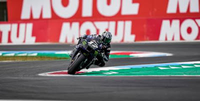 Hasil Kualifikasi MotoGP Assen Belanda 2021: Vinales Raih Pole Position