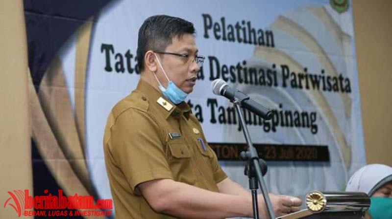40 Pengelola Wisata Tanjungpinang Dibekali Pelatihan Tata Kelola Destinasi