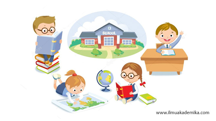 cerita kegiatan di sekolah dalam bahasa arab