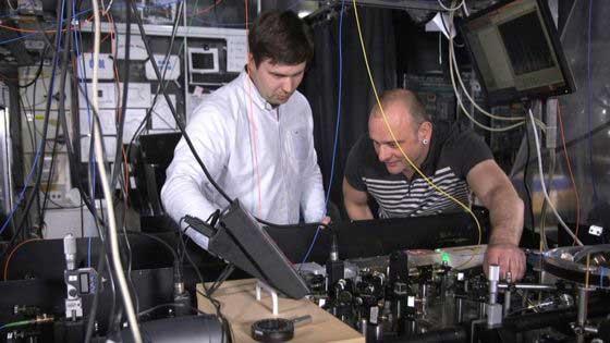cientificos hacen demostracion computadora cuantica