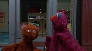 Telly, Baby Bear, Sesame Street Episode 4410 Firefly Show season 44