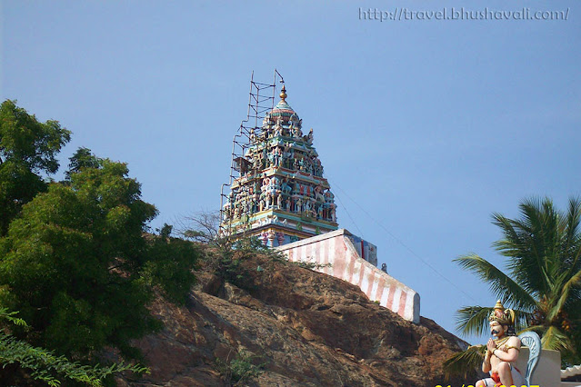 Karur Thanthonimalai Temple of Kalyana Venkatramanaswamy