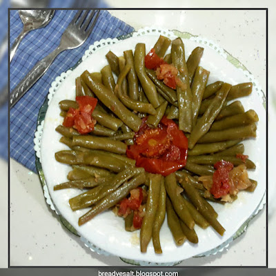 What is the healtiest way to eat green beans?