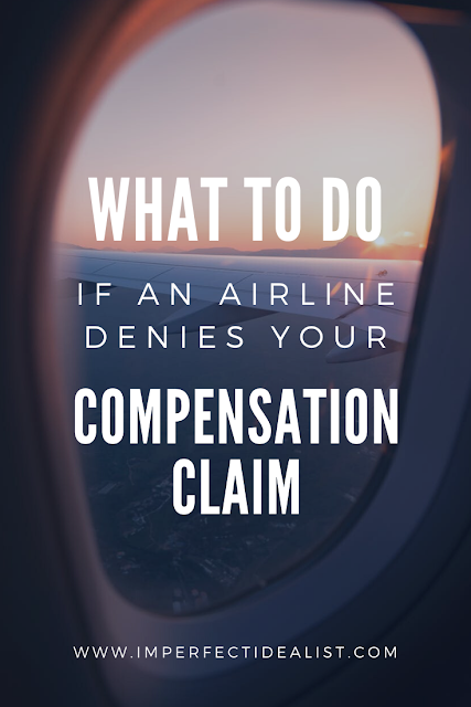 What to Do if an Airline Denies Your Compensation Claim
