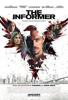 The Informer 2019 Dual Audio Hindi 480p BluRay