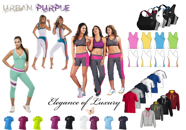 Clothing Designs by Urban Purple