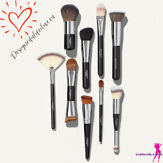 8. Younique brushes