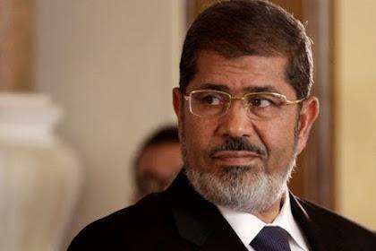 Mantan Presiden Mesir Mohamed Morsi Meninggal Dunia Usai Jalani  Persidangan