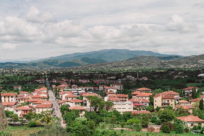 Arezzo Stadt
