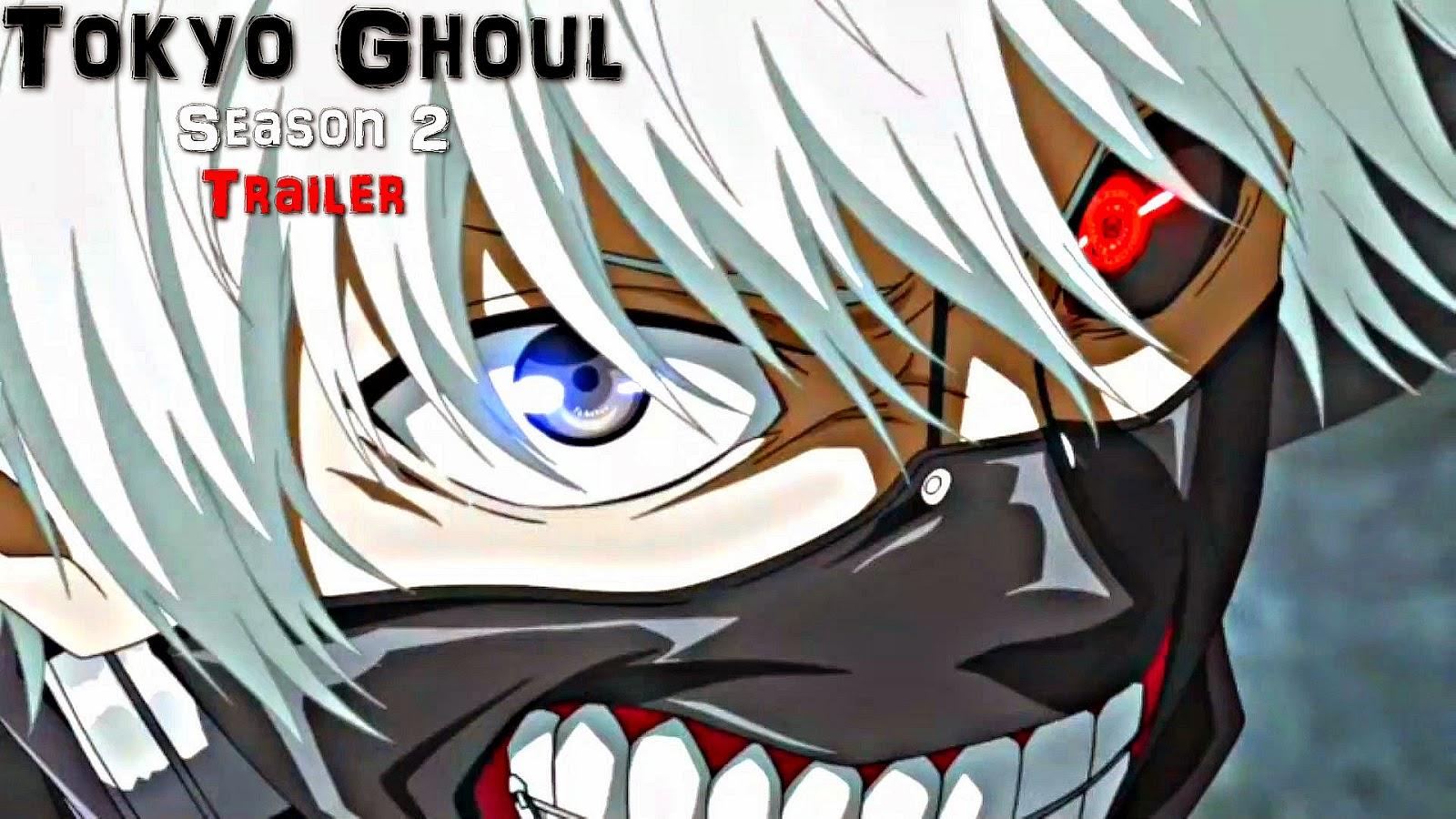 Noragami Hd Wallpaper Tokyo Ghoul Season 2 Pv