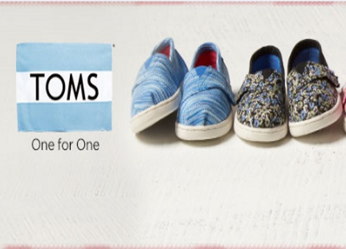 TOMS Summer Savings 15% Off Promo Code