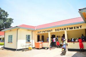 Bungoma County referral hospital. PHOTO | NMG