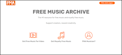 https://freemusicarchive.org/
