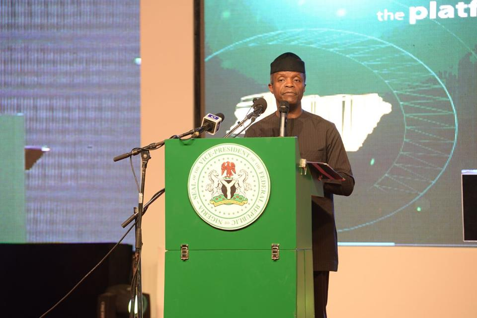 VP Osinbajo backs community policing to combat security challenges