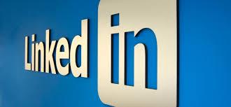 صورة لشعار شركة لينكد ان Linkedin :-