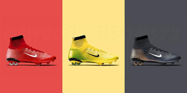 Nike Mercurial Superfly x Mercurial Vapor III Tribute Pack by Swoosh ... 4fd68e2e0fa82