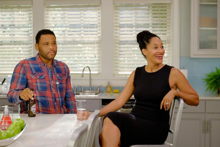 Black-ish - Episode 3.08 - Being Bow-racial - Promotional Photos & Press Release