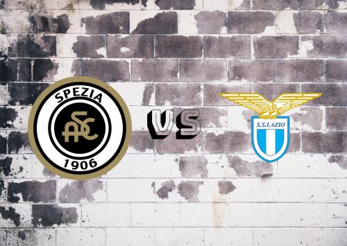 Spezia vs Lazio  Resumen