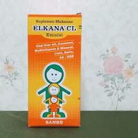 ELKANA CL EMULSION ORANGE 120ML